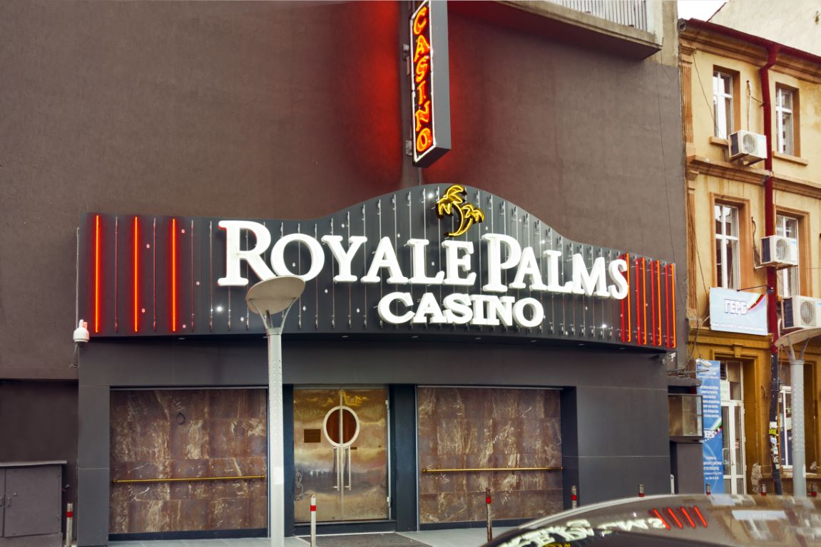 Royale Palms Casino - Burgas