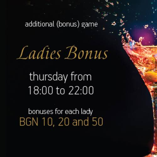 Ladies Bonus